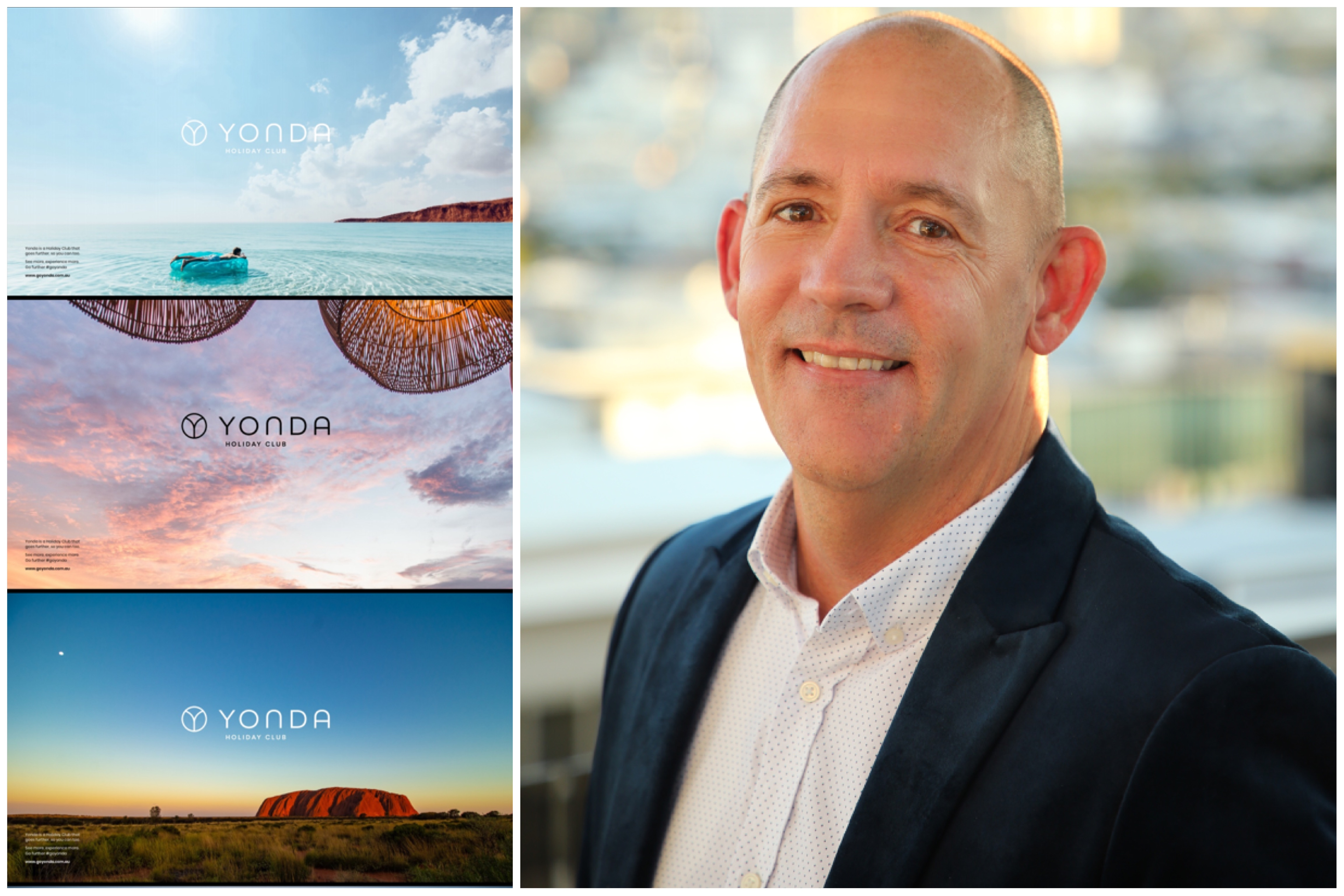 ANNOUNCEMENT OF NEW COO FOR HOLIDAY GROUP