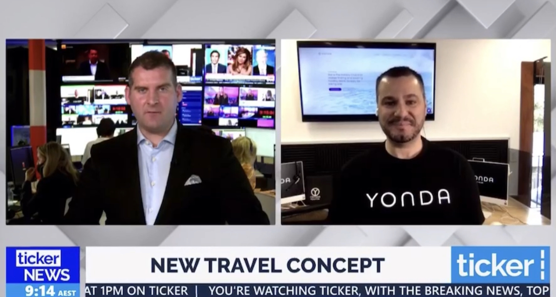 TickerTV News Live Interview