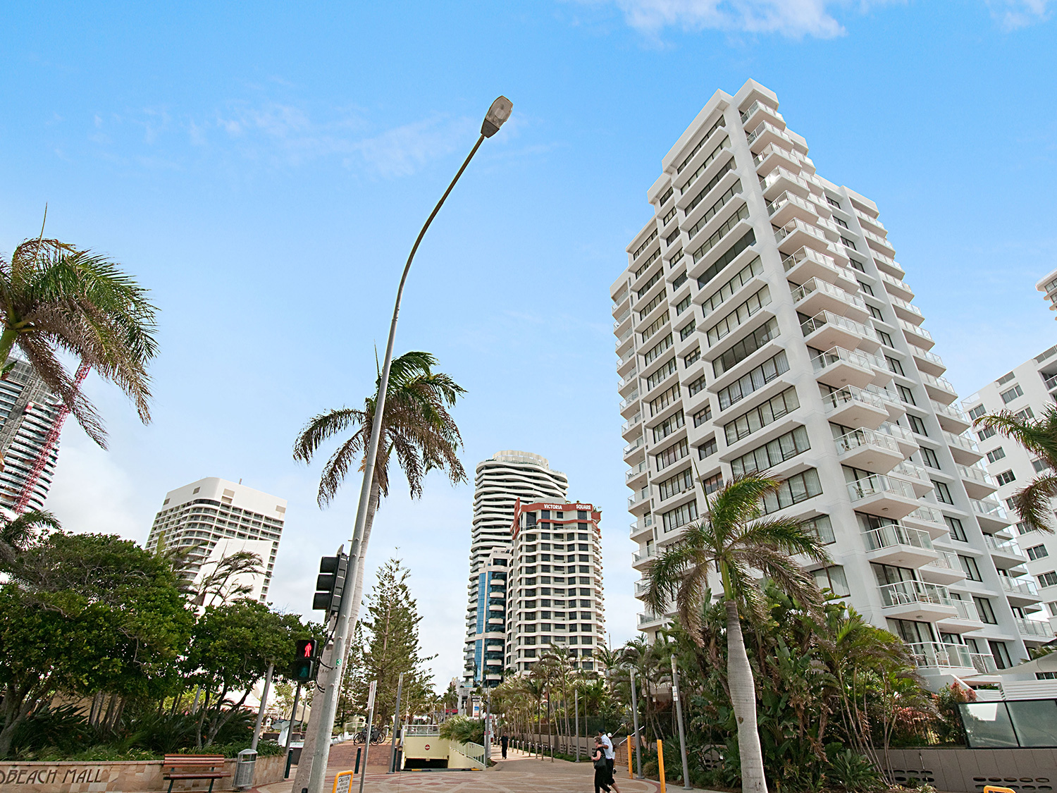 South Pacific Plaza Apartments