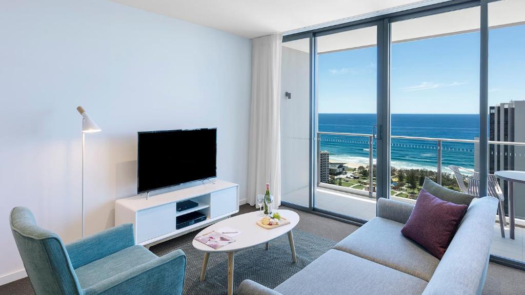 Two Bedroom Ocean Suite