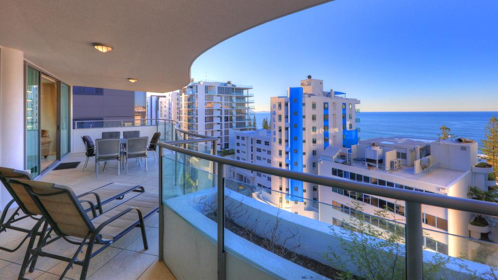 Three Bedroom Apartment Ocean View
