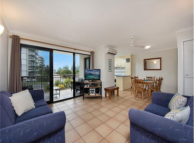 Budget Two Bedroom - Partial Ocean View