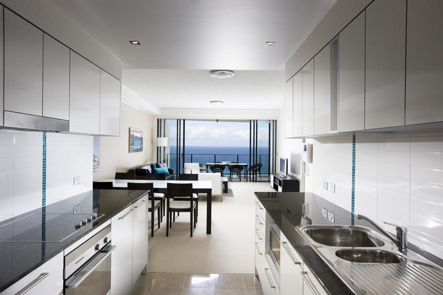 Three Bedroom Ocean View Apartment