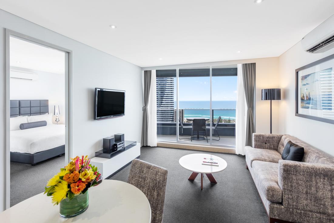 One Bedroom Modern Ocean Suite