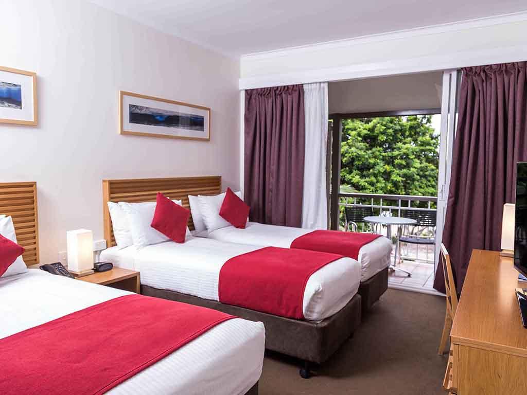 Resort Room Garden View