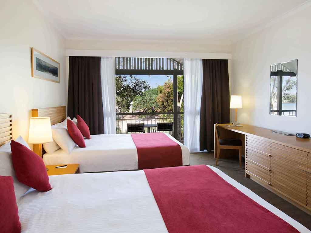 Resort Room Lagoon View