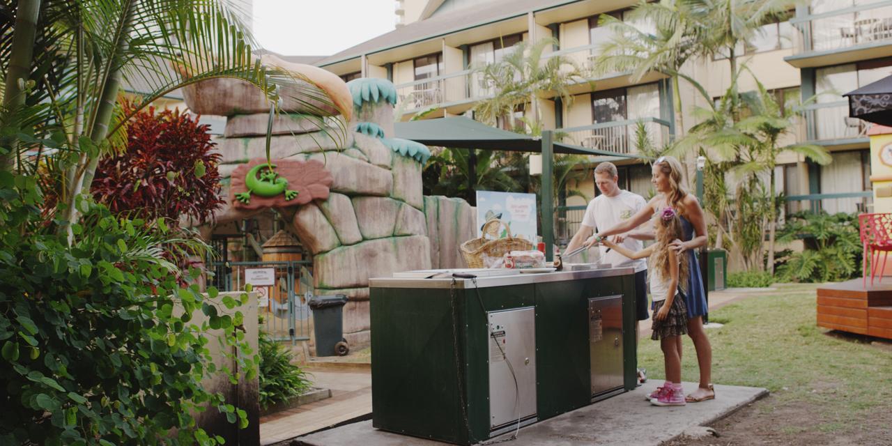 Barbecue Facilities