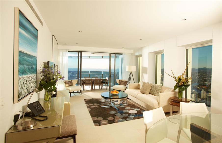 Three Bedroom Sky View Apartment