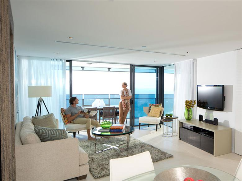Two Bedroom Sky View Apartment
