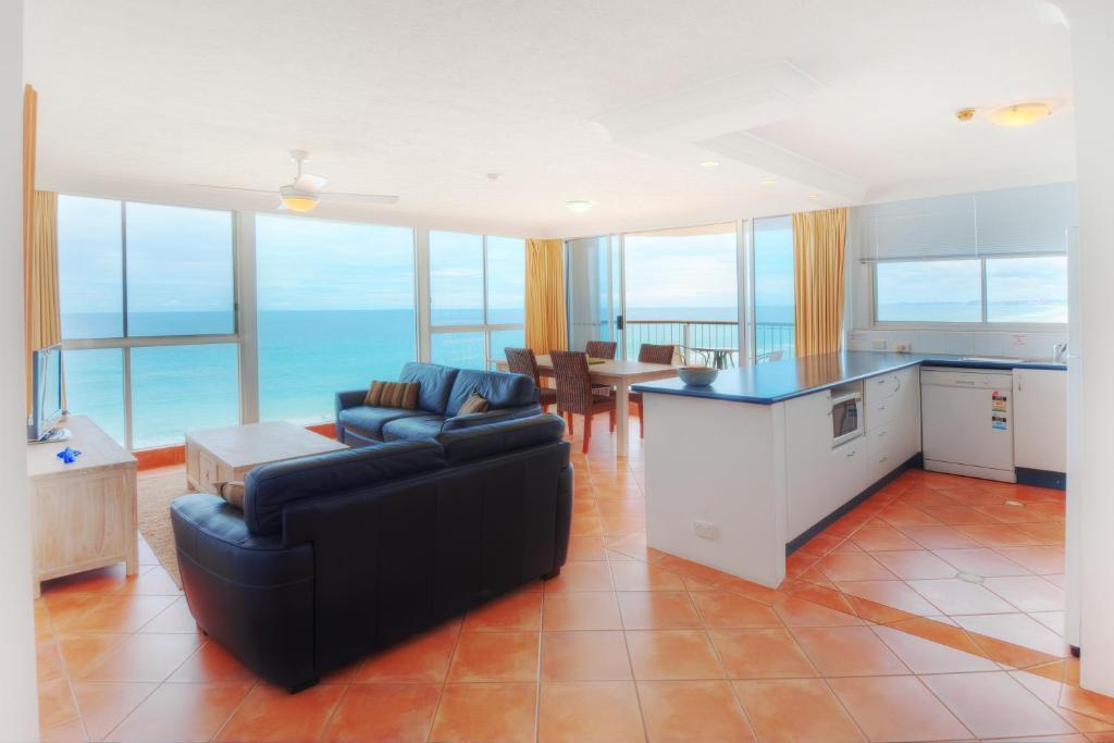 Two Bedroom Oceanfront SE