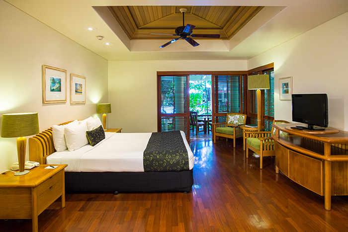 Island Suite King Room