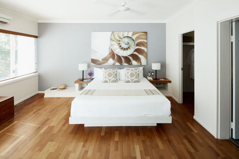 Three Bedroom Beach Front Suite
