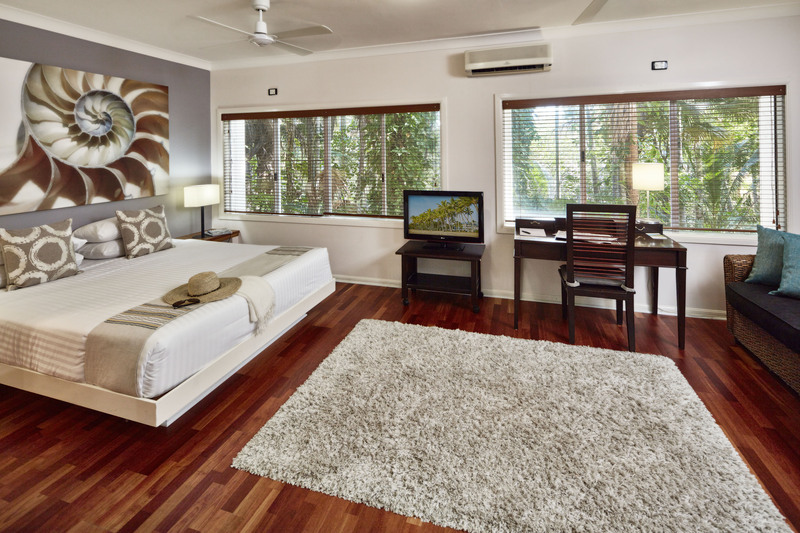 Three Bedroom Pool View Suite