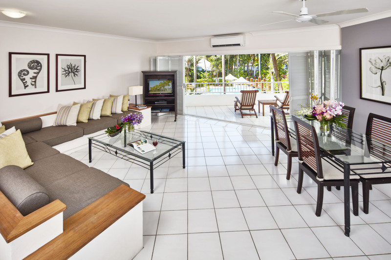 Three Bedroom Pool View Suite 2