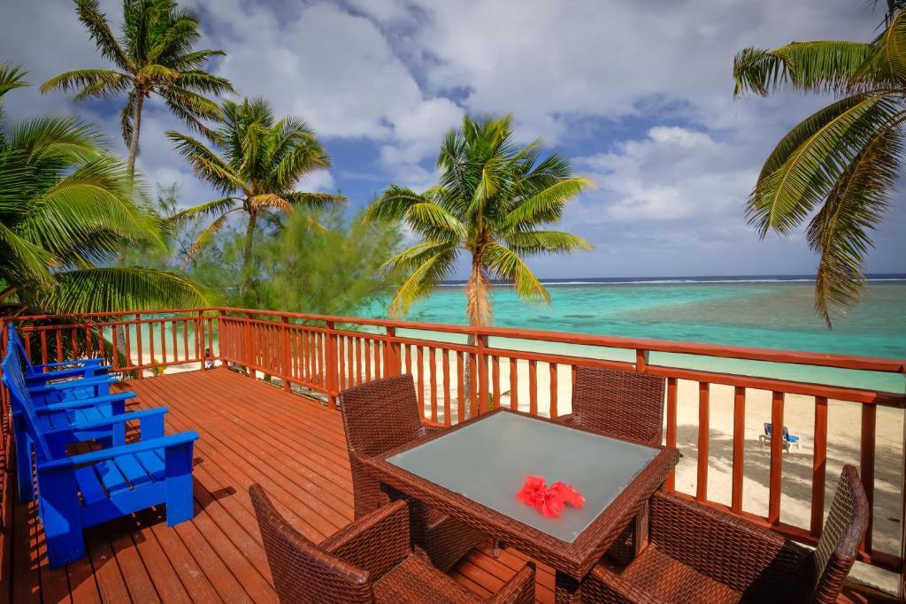 Grand Beachfront Suite