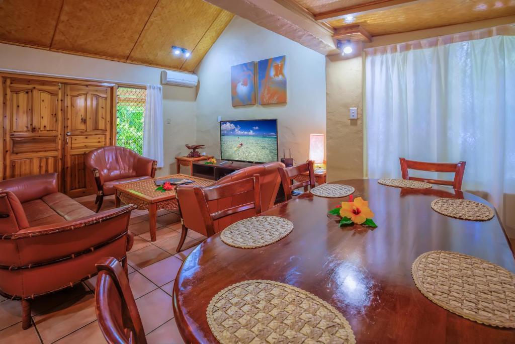 Three Bedroom Private Pool Villa - Onemaru