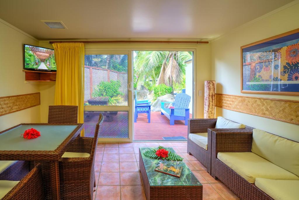 Two Bedroom Beachside Suite
