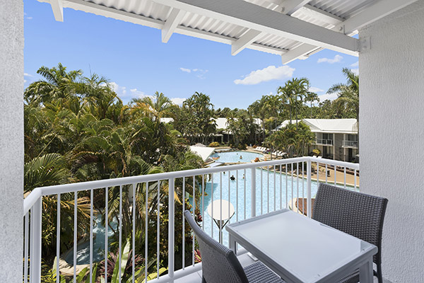 Two Bedroom Pool View
