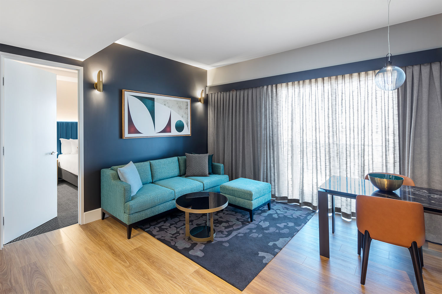 Premier One Bedroom Apartment with Balcony