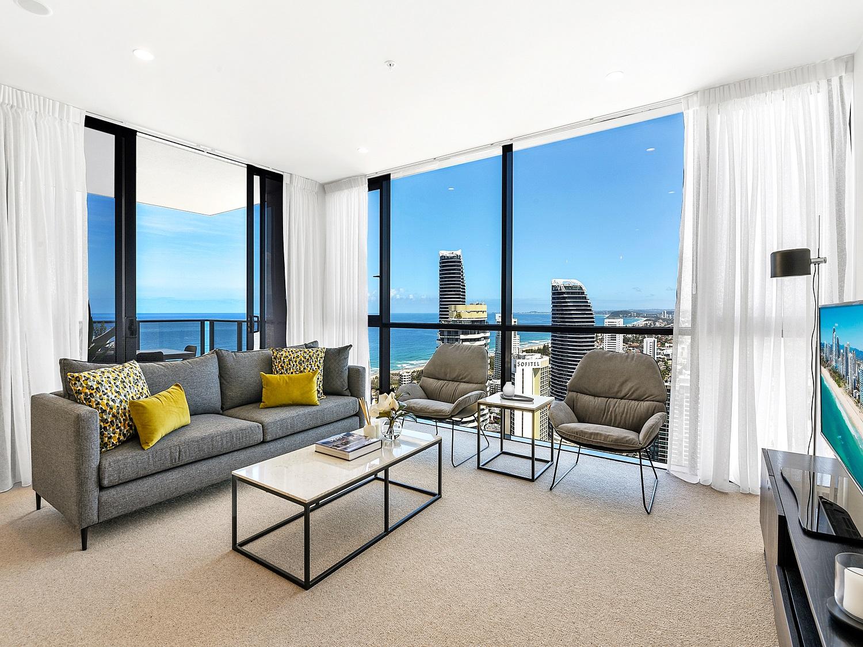 One Bedroom Ocean View Apartment