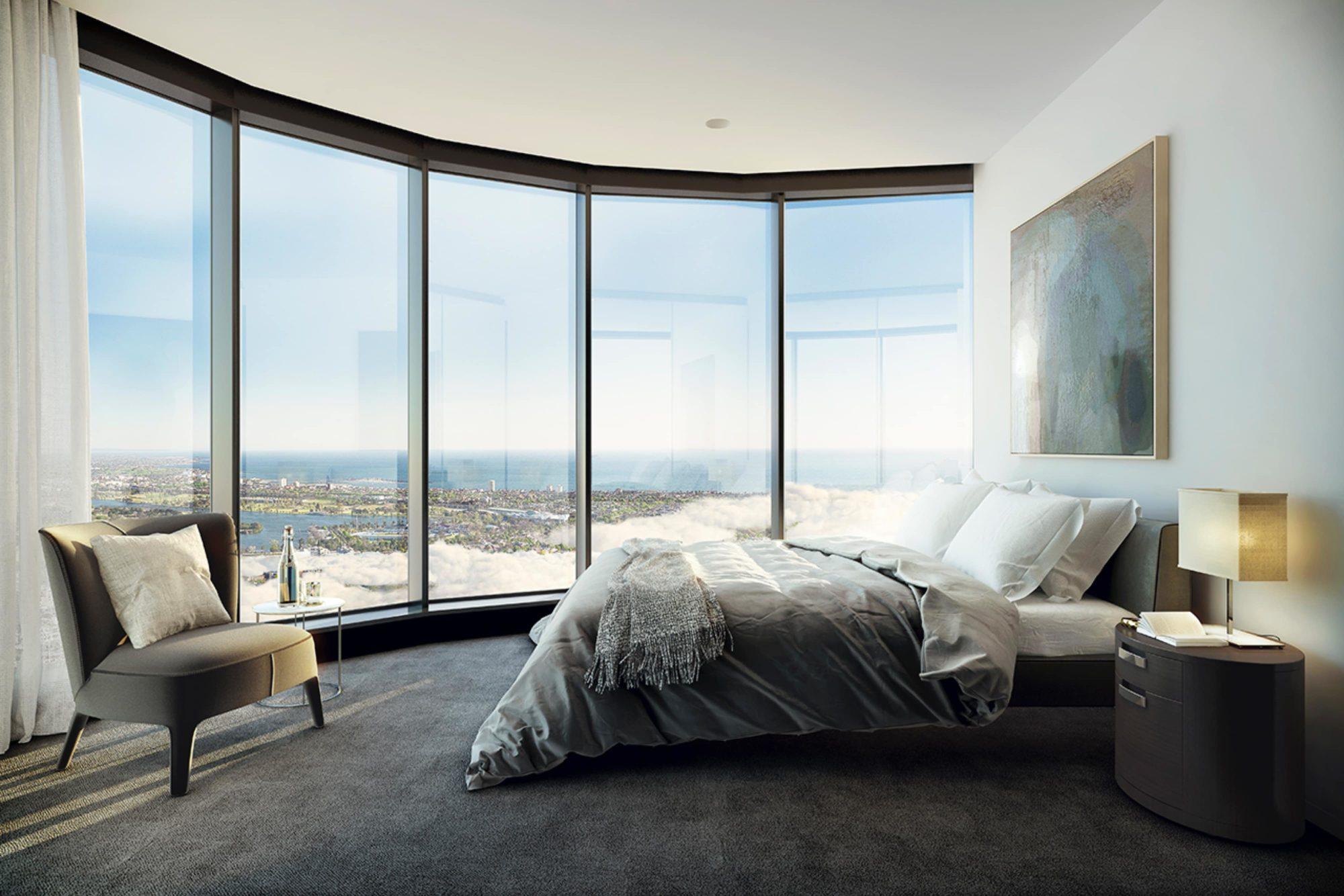One Bedroom Apartment City View