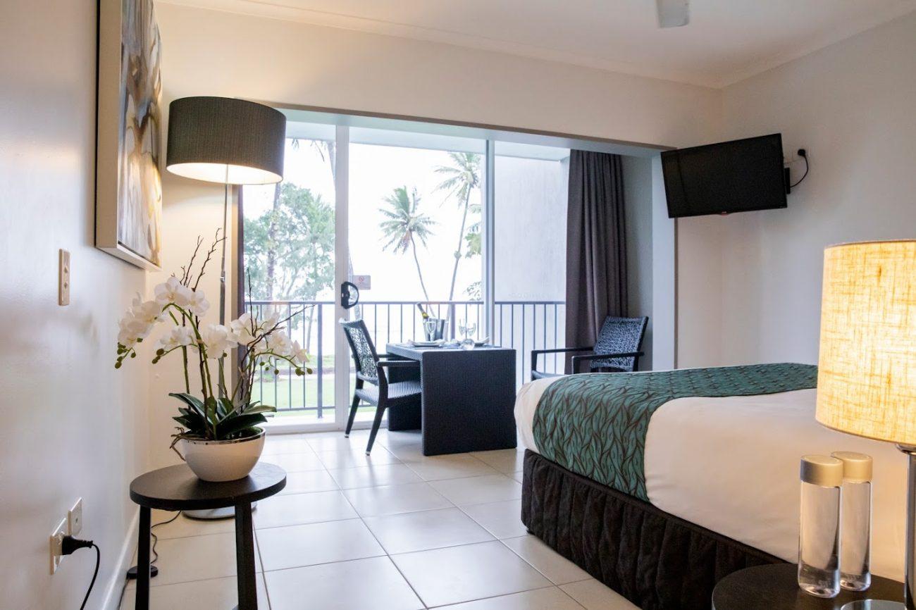 Beachfront Family Resort Room