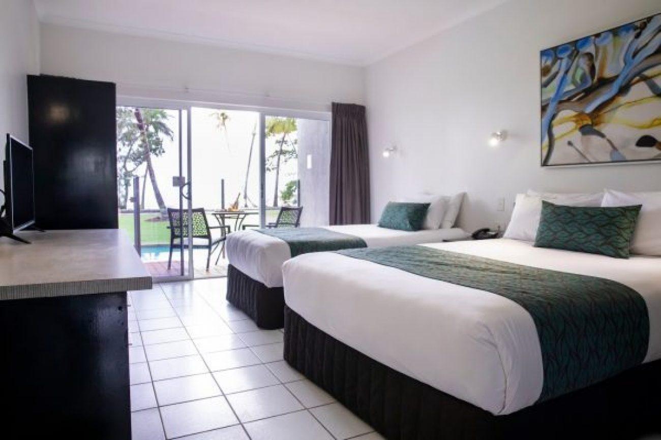Beachfront Resort Room