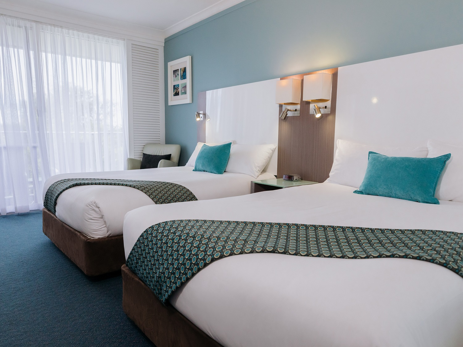Resort Double Room - Theme Park Holiday Sale