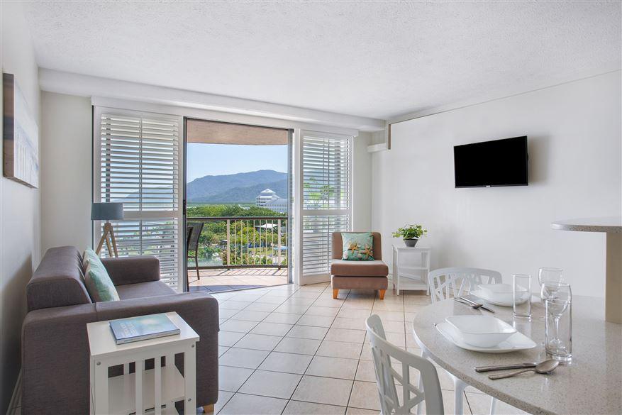 1 Bedroom Ocean Spa Apartment