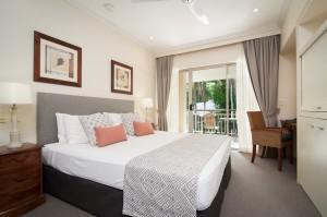 Links Hotel Room